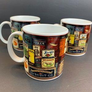 David Carter Brown Homestead Pantry Mugs Sakura